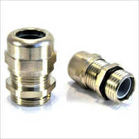 Brass EMC Cable Gland