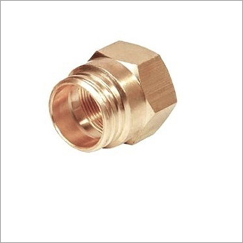Brass Air Brake Hose Nut
