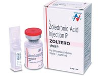 Zoltero- Zoldronic Acid 4mg Injection