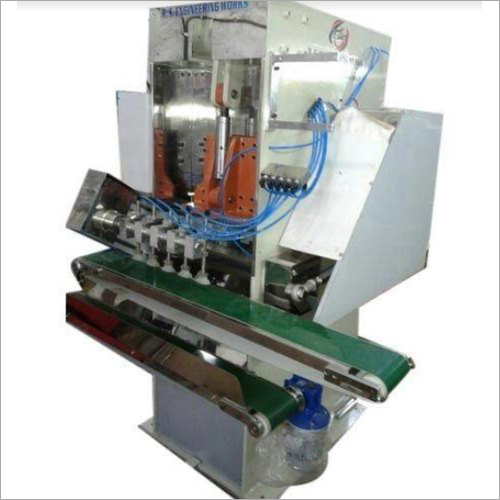 5 Cavity Soap Stamping Machine