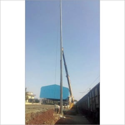 MS High Mast Lighting Pole