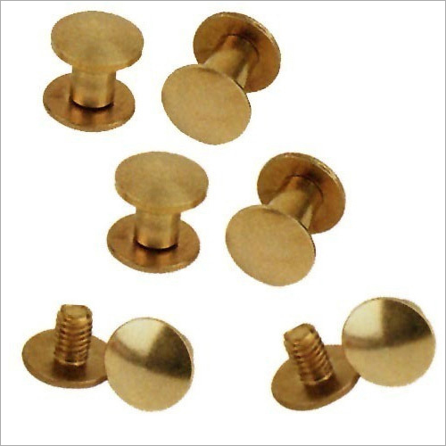 Brass Rivet Pacifier Nail