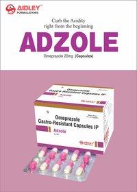Omeprazole 20mg (Strip Pack)