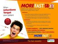 Ceftriaxone 500 mg & Sulbactam 250 mg Injections