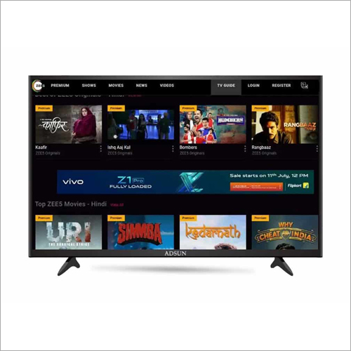 Adsun 50 Inch UHD Smart LED TV
