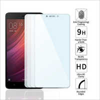 Adsun q-mob Tempered Glass Compatible with Mi Y1 (Pack of 4)