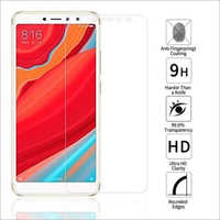 Adsun q-mob Tempered Glass Compatible with Mi Y2 (Pack of 1)