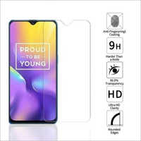 Adsun q-mob Tempered Glass Compatible with Realme U1 (Pack of 1)