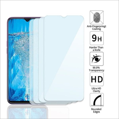 Adsun q-mob Tempered Glass Compatible with 0ppo F9 Pro (Pack of 4)