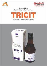 Tricholine citrate - 500 mg Liquid