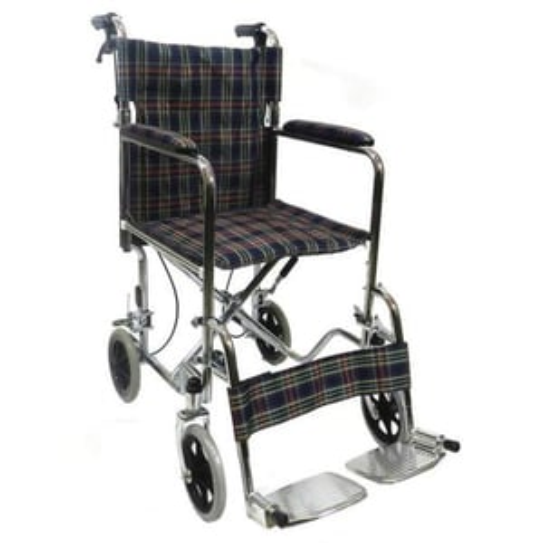 Compact wheelchair