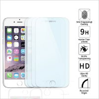 Tempered Glass for Apple iPhone 6 (Pack of 4)