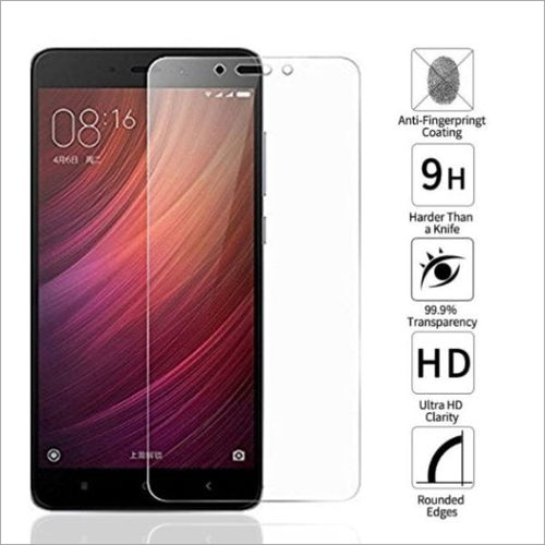 Adsun q-mob Tempered Glass Compatible with Mi Y1 (Pack of 1)