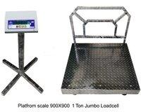 Platform Scale  Jumbo Loadcell