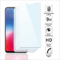 Adsun q-mob Tempered Glass Compatible with Vivo V9 (Pack of 4)