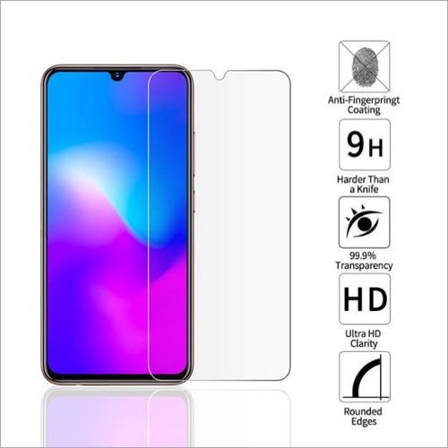 Adsun q-mob Tempered Glass Compatible with Vivo V11 Pro (Pack of 1)