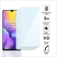 Adsun q-mob Tempered Glass Compatible with Realme U1 (Pack of 4)