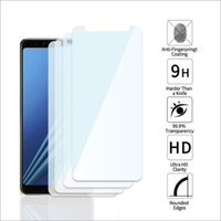 Adsun q-mob Tempered Glass Compatible with Lava Z61 (Pack of 4)