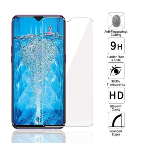 Adsun q-mob Tempered Glass Compatible with 0ppo F9 Pro (Pack of 1)