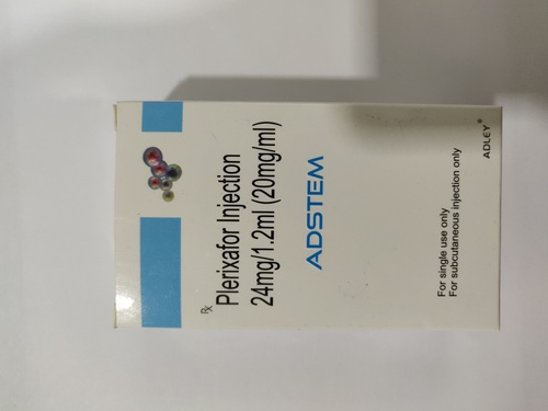 Plerixafor Injection 20MG/ML