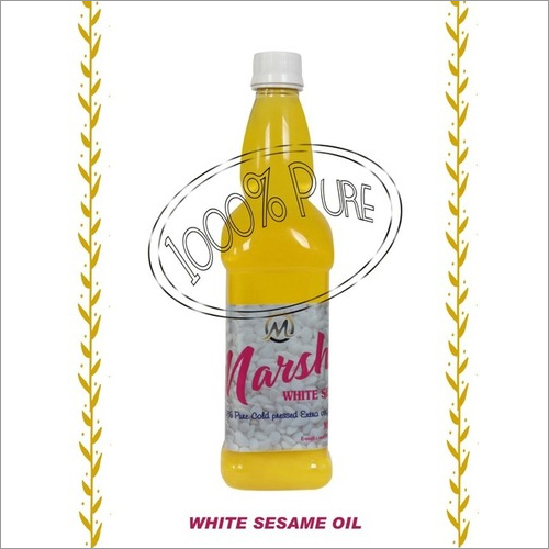 White Seasame Oil