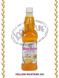 Yellow Mustard Oil