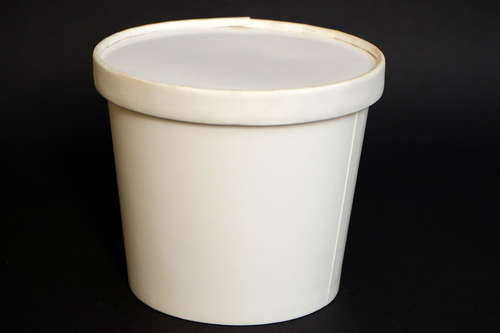 1000ML Paper Tub With Lid