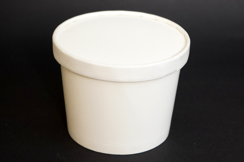 750ML Paper Tub With Lid