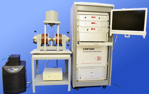 Vibrating Sample Magnetometer, VSM-1000