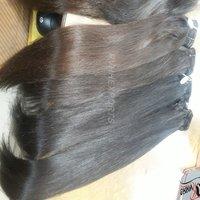 Virgin Brazilian Silky Straight Human Hair Extension