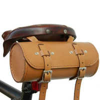 Leather Bicycle Tool Bag