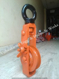 Close Type Pulley Single Sheave