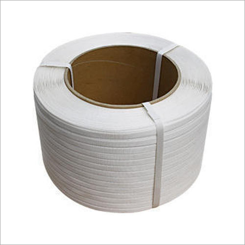 White PET Strapping Roll
