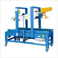 Fully Auto Carton Flap Folding Sealer