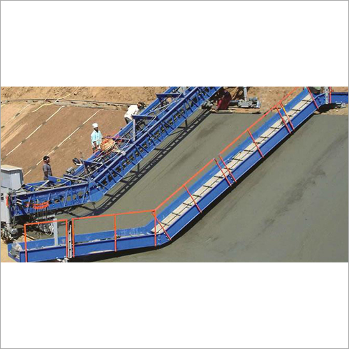 Concrete Laying Canal Paver