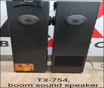 TX-754   MULTIMEDIA SPEAKER