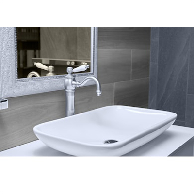 Square Wash Basin Size: Customized