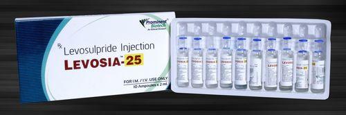 Levosulpiride 25 mg per 2 ml