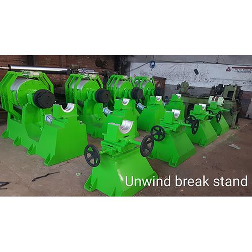 Unwind Brake Stand