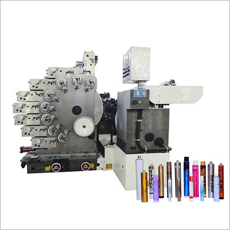 8-color Printing Machine