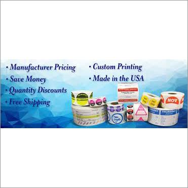 Custom Product Label