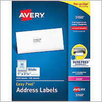Easy Peel Address Label