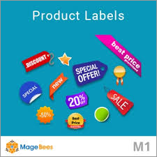 Product Promotion Label