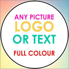 Custom Printed Sticker