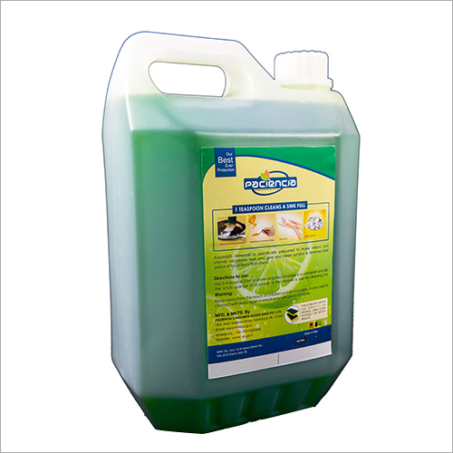 5 Ltr Aquadish Dishwash Liquid