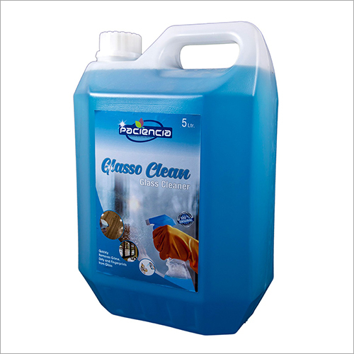 5 Ltr Glasso Clean Glass Cleaner