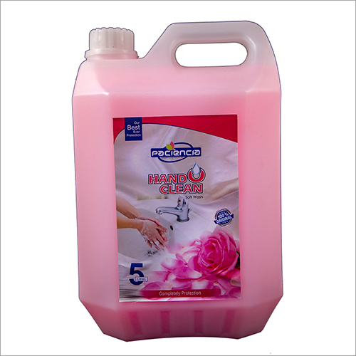 5 Ltr Hand Clean Soft Wash