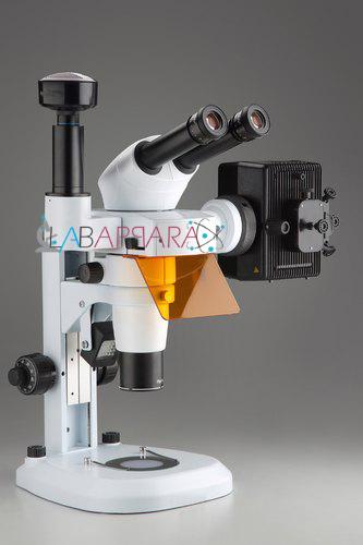 Labappara 8 X To 50 X Fluorescence Microscopes