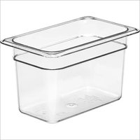 GN Pan PC NSF 1/3 x 65, 100, 150, 200mm Cambro