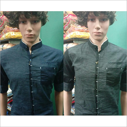 Plain Reversible Shirt